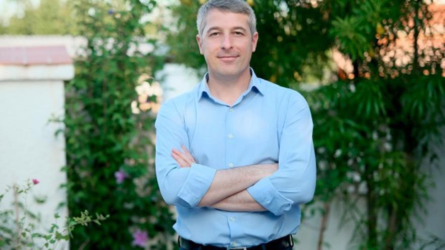 David Gonzàlez, alcalde de Oliva