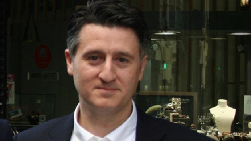 Pedro Soriano, concejal expulsado de Ciudadanos