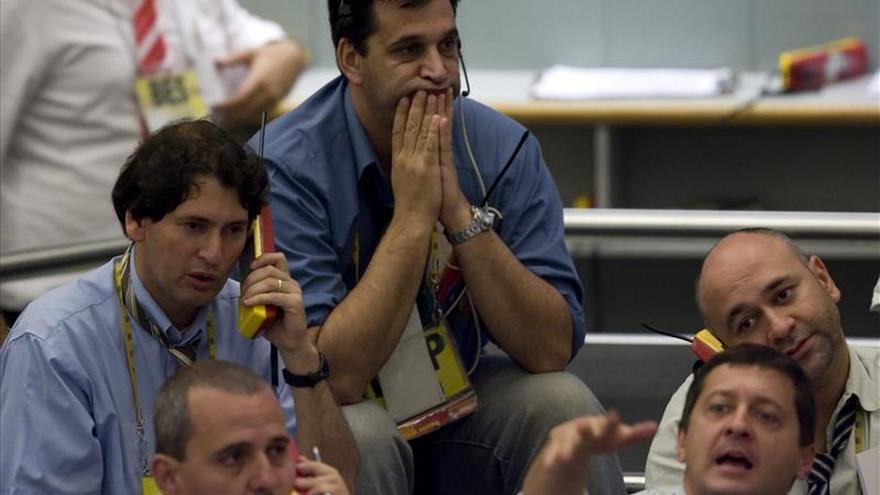 La Bolsa de Sao Paulo abre con bajadas por resultados de Petrobras