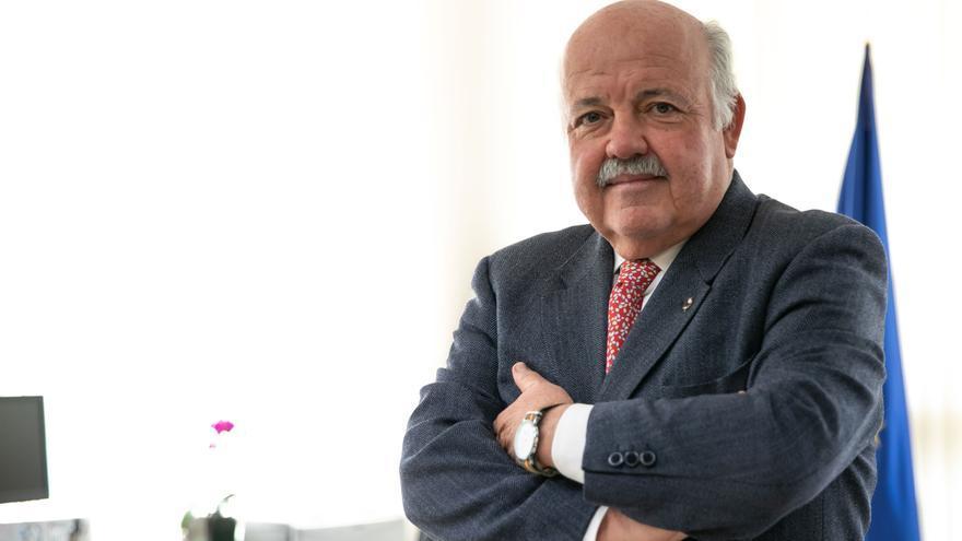 """Aguirre planteará contratos de un año como mínimo en el SAS y aspira a aumentar la fidelización de los MIR """"al 80%"""""""