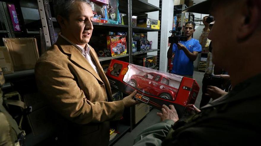 """Gobierno venezolano decomisa casi 4 millones de juguetes por """"acaparamiento"""""""
