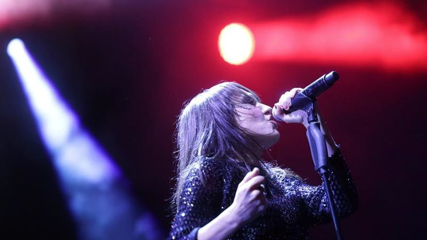 """Amaral anuncia gira europea y el lanzamiento internacional de """"Nocturnal"""""""