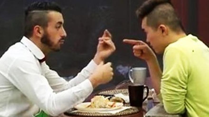 'GH': Han reprocha a Aritz pedir cita con la psicóloga tras besarse