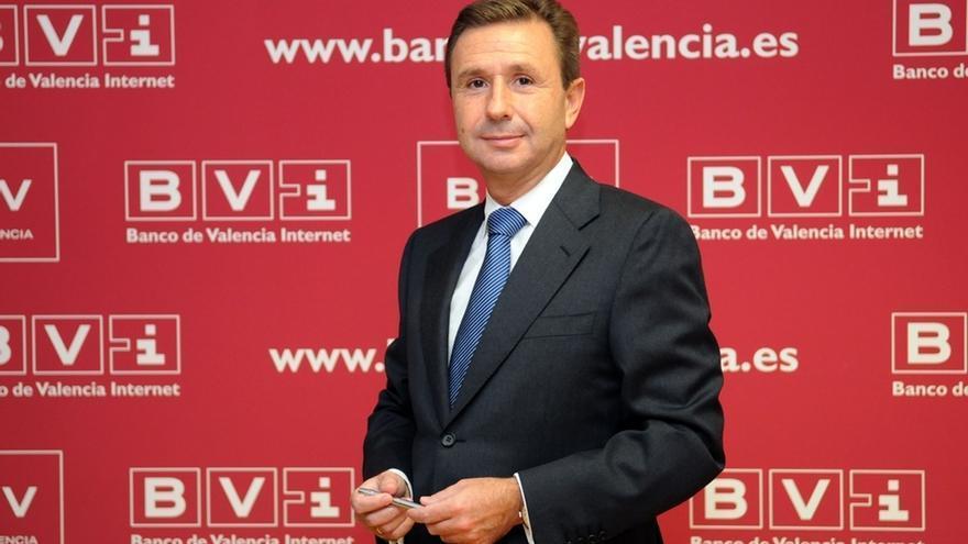 Aurelio Izquierdo, que fuera directivo de Bancaja y Banco de Valencia