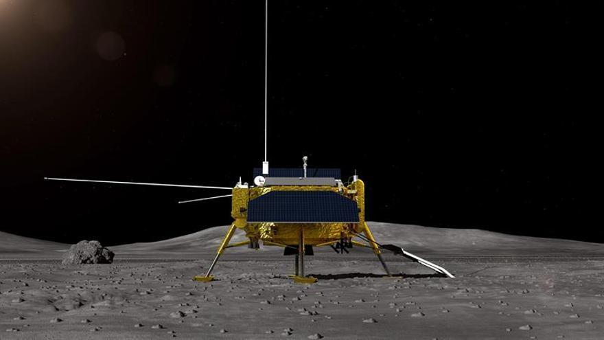 El regreso de la última misión china a la Luna, con apoyo desde Maspalomas