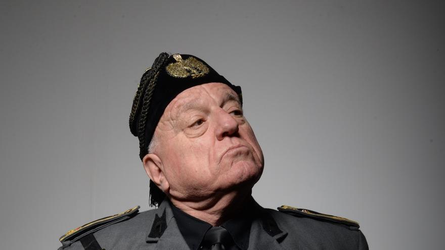 Leo Bassi encarna en su nuevo montaje al dictador fascista Mussolini