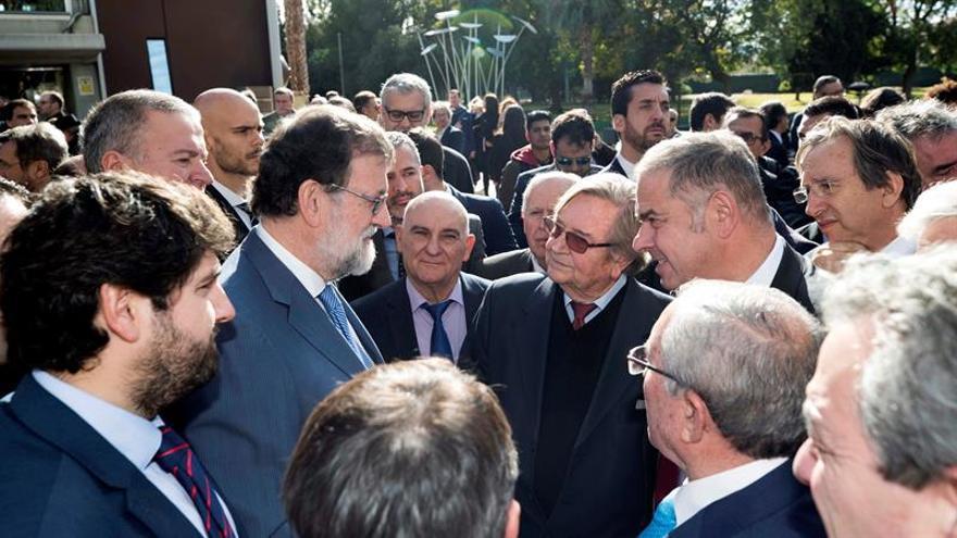 Rajoy se compromete a acelerar los trabajos para el Plan Nacional del Agua
