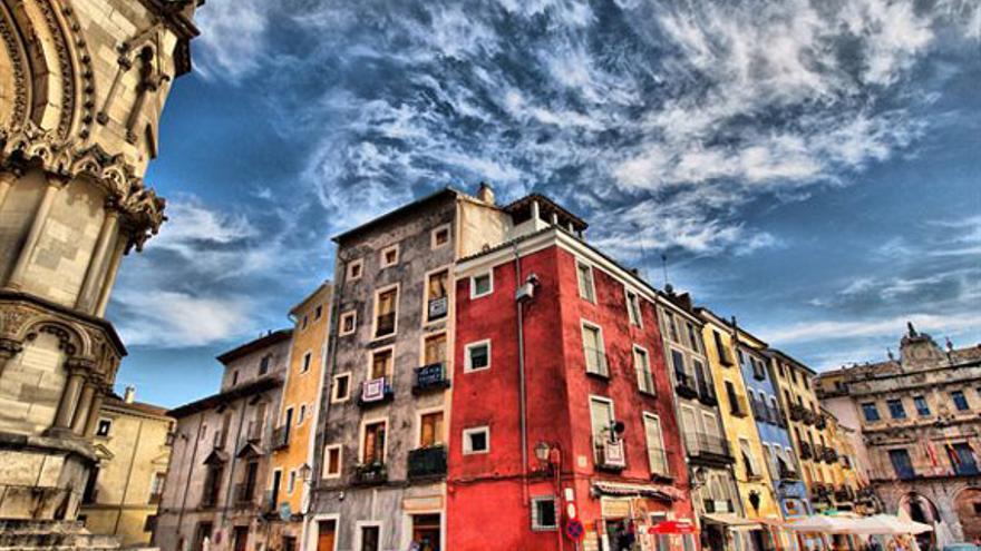 Cuenca es una de las ciudades más turísticas de Castilla-La Mancha