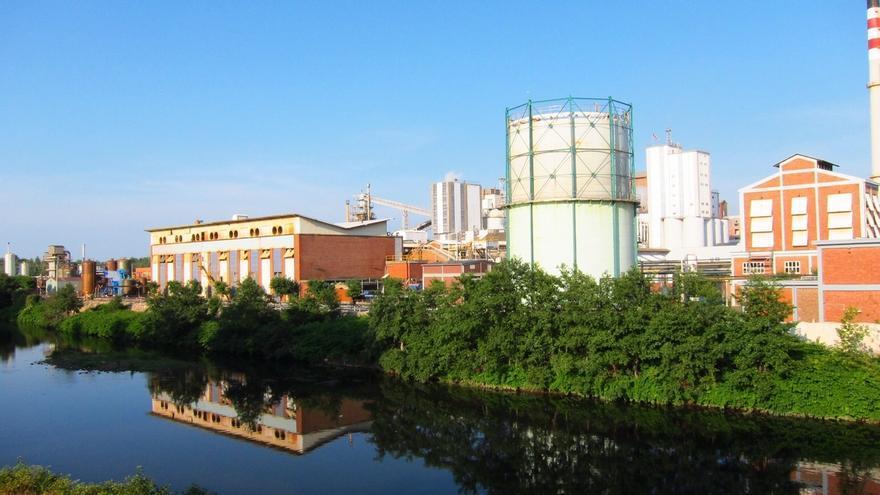 USO dice que el beneficio de Solvay creció un 44% en el primer trimestre y reclama inversiones en Torrelavega