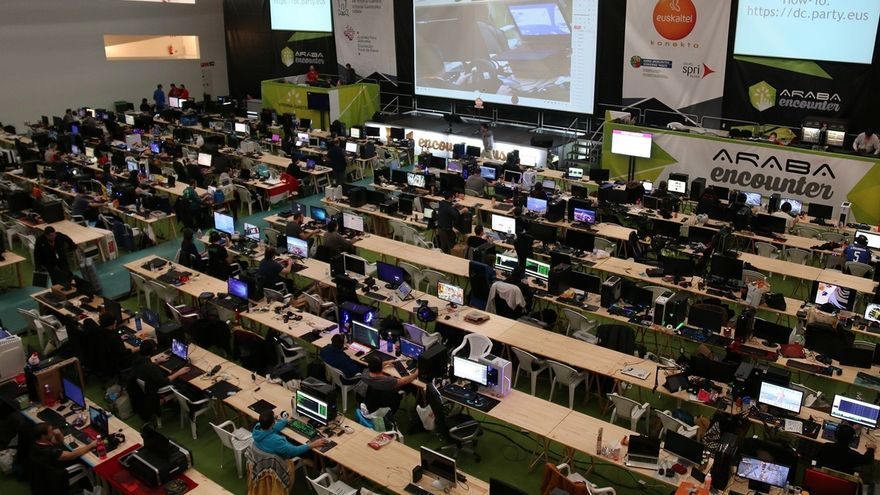 """Comienza en Vitoria la Araba Encounter, cita en la que """"se prima el talento vinculado a nuevas tecnologías"""""""
