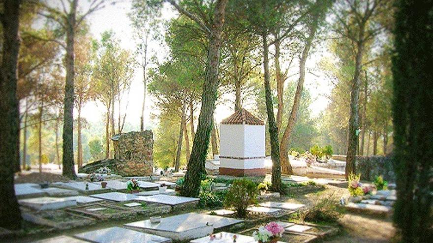 El último parque, cementerio de animales. Foto: El último parque