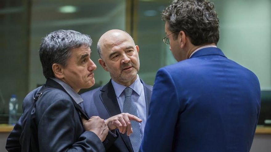 El Eurogrupo acuerda intensificar las negociaciones del rescate griego desde Bruselas