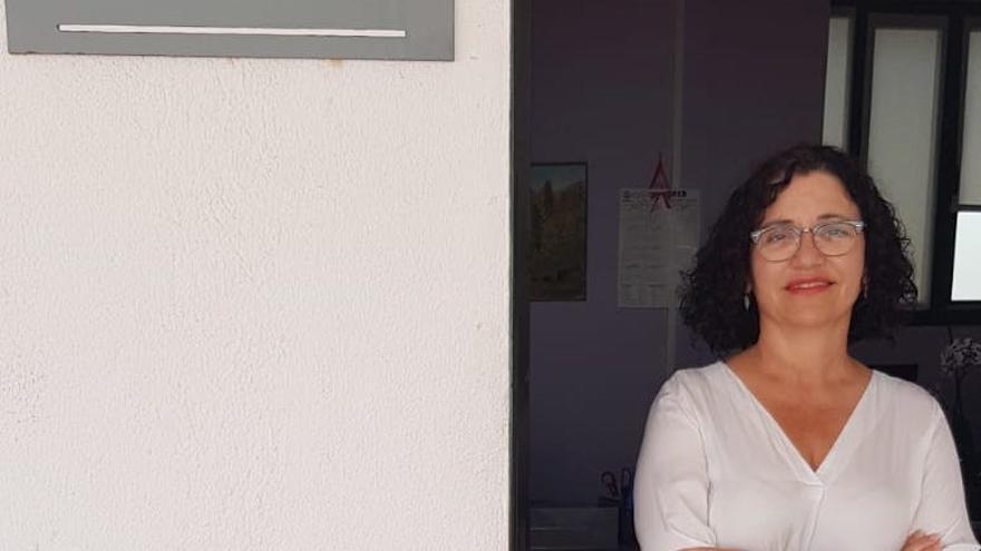 María Antonia Perdomo Reyes.