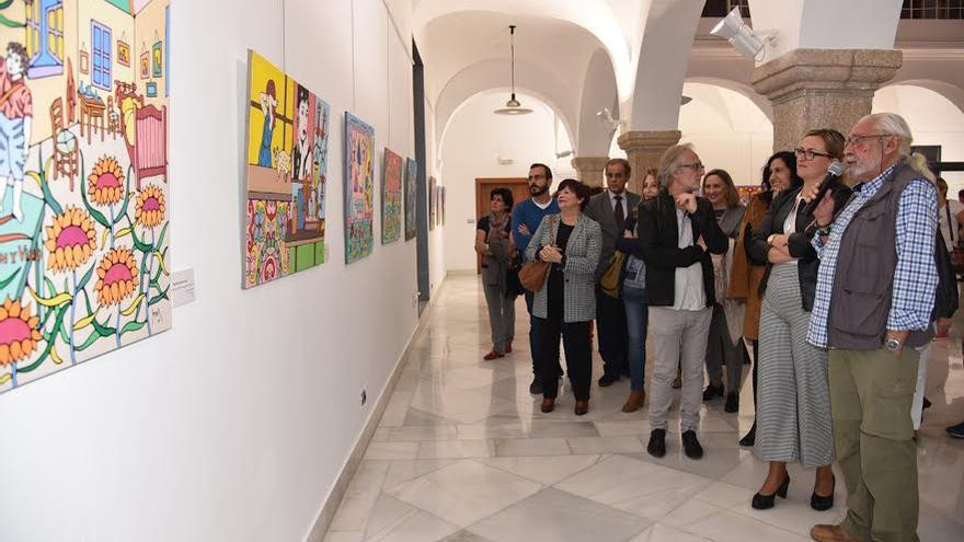 Jimber Asamblea Extremadura
