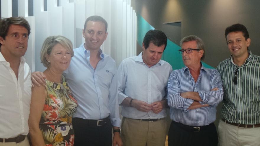 El PP de Alicante pedirá al Gobierno que complemente el trasvase del Tajo al Segura con 5hm3 más