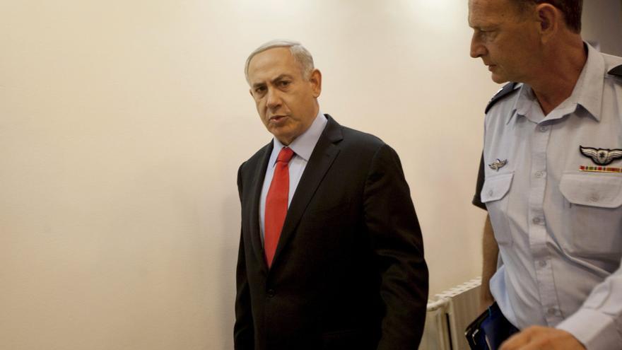 """Lieberman afirma que """"Israel no aceptará que se modifique el tratado de paz con Egipto"""""""