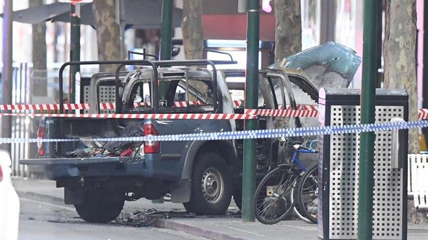El autor del ataque de Melbourne tenía vínculos con el extremismo islámico