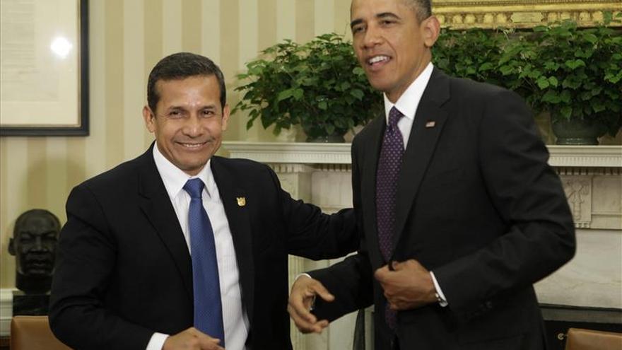 Obama y Humala tratan por teléfono el estado de las negociaciones del TPP