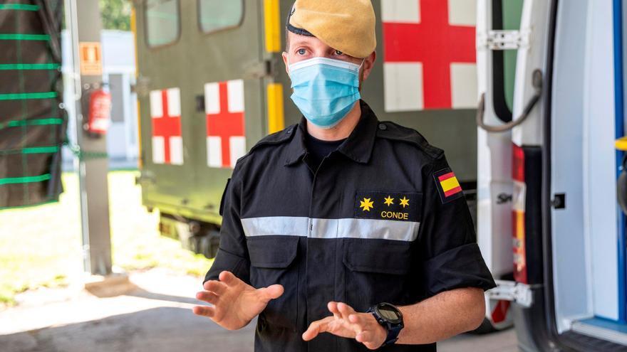 Eloy, rastreador militar: Hay que tener mucho tacto y ser un poco psicólogo