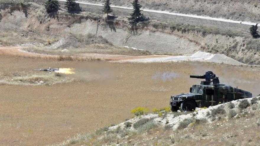 El Ejército libanés mantiene sus esfuerzos para liberar a los militares en manos del EI