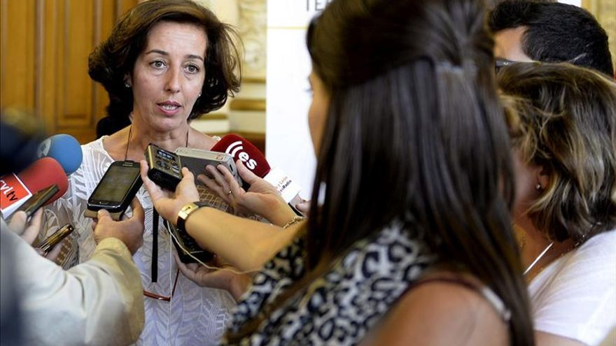 Mercedes Cantalapiedra será la alcaldesa en funciones de Valladolid