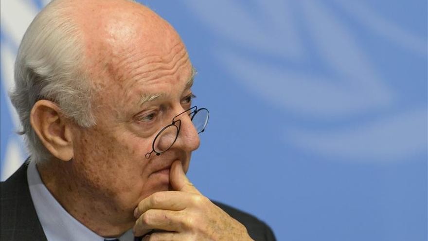"La ONU pide aprovechar el ""impulso"" para poder cerrar la guerra en Siria"