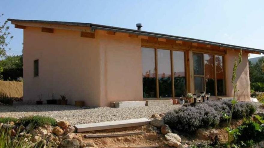 Casas de paja  para una arquitectura que ayude a evitar la contaminación  en l Albufera de Valencia aba9ba652d9