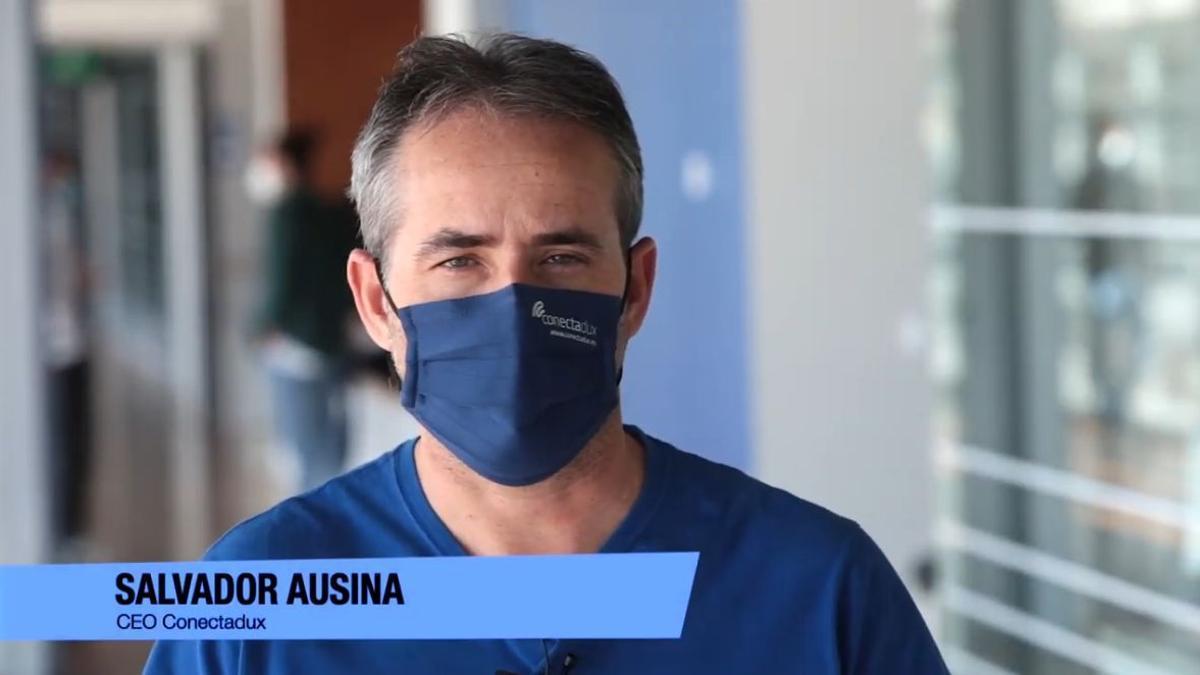 Salvador Ausina, CEO de Conectadux.