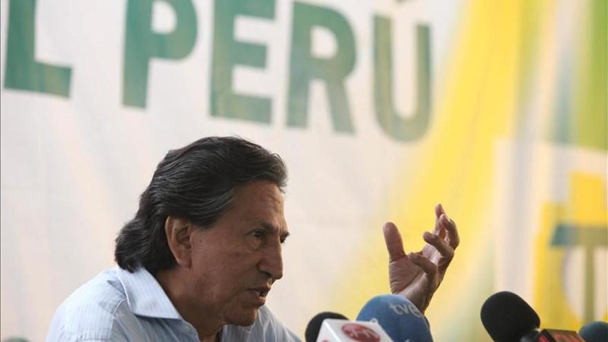 Toledo autorizará levantar secreto bancario por insinuaciones de corrupción