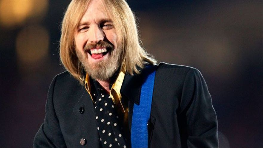 Tom Petty, leyenda del rock