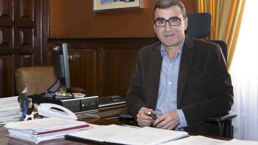 El juez pide al exconcejal socialista de La Laguna Javier Abreu las pruebas de su acusación de presiones en el caso Reparos