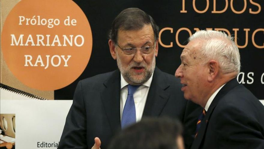 Rajoy dice no tener intención de entrar pronto en el grupo de expresidentes