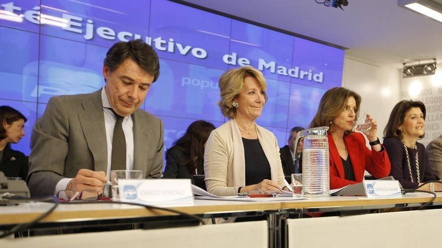 Aguirre, Botella y González participarán en Barcelona en las jornadas de buen gobierno que clausurará Rajoy