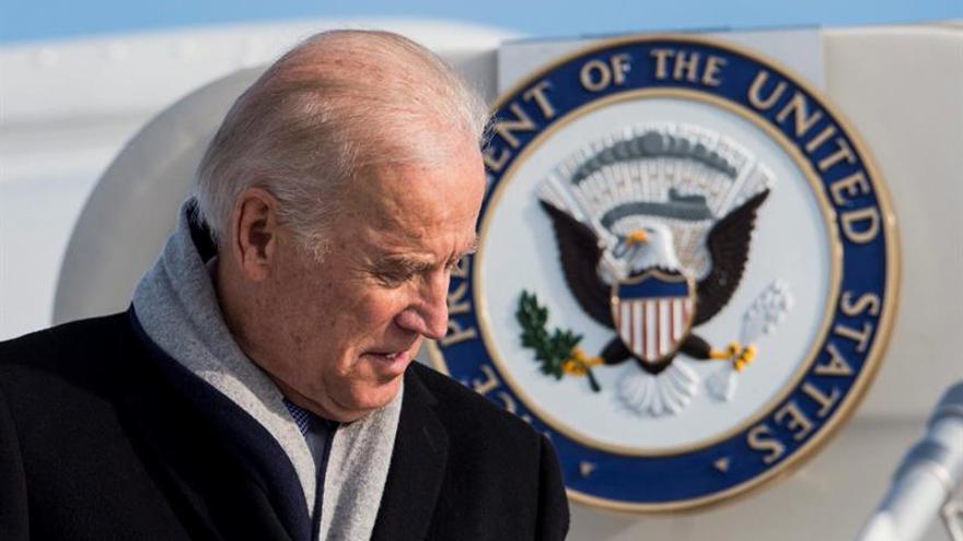 El vicepresidente Biden realiza una visita no anunciada a Irak