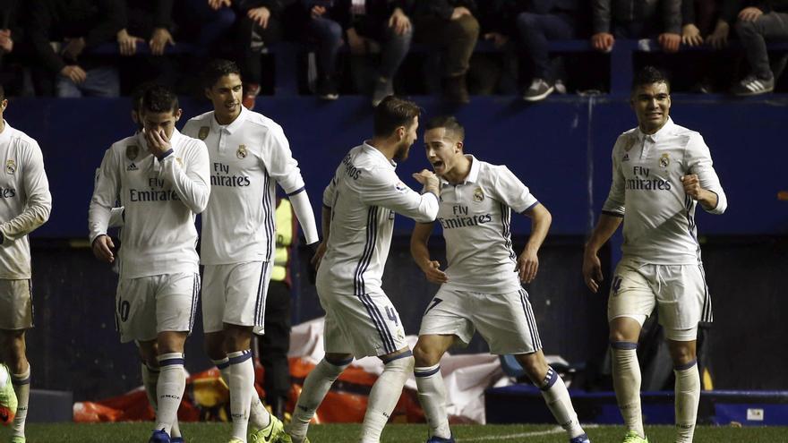 El Real Madrid busca revalidar el título.