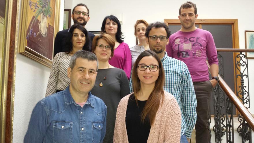 Nueva Junta Directiva del Colegio de Trabajadores Sociales de Castilla-La Mancha