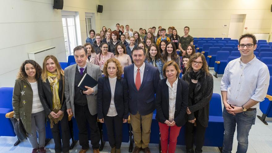 """Mañanes llama a fomentar cultura y formación en Europa para tener """"personalidad propia"""" frente a otras potencias"""