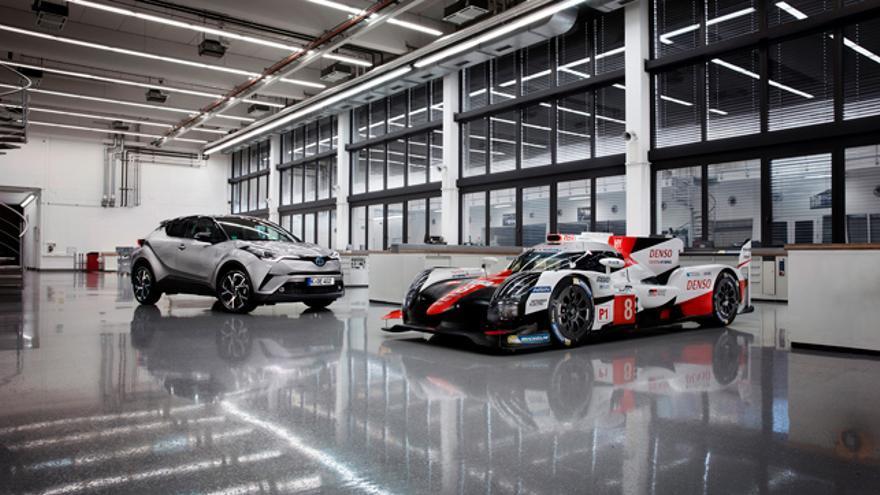 La tecnología híbrida de Toyota encuentra su mejor banco de pruebas en competiciones como el Mundial de Resistencia.