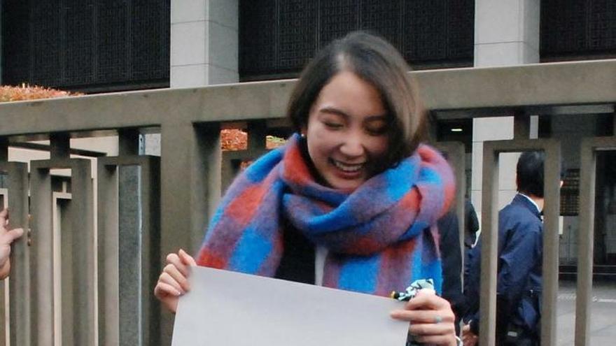 Japanese journalist Shiori Ito wins rape case in Tokyo