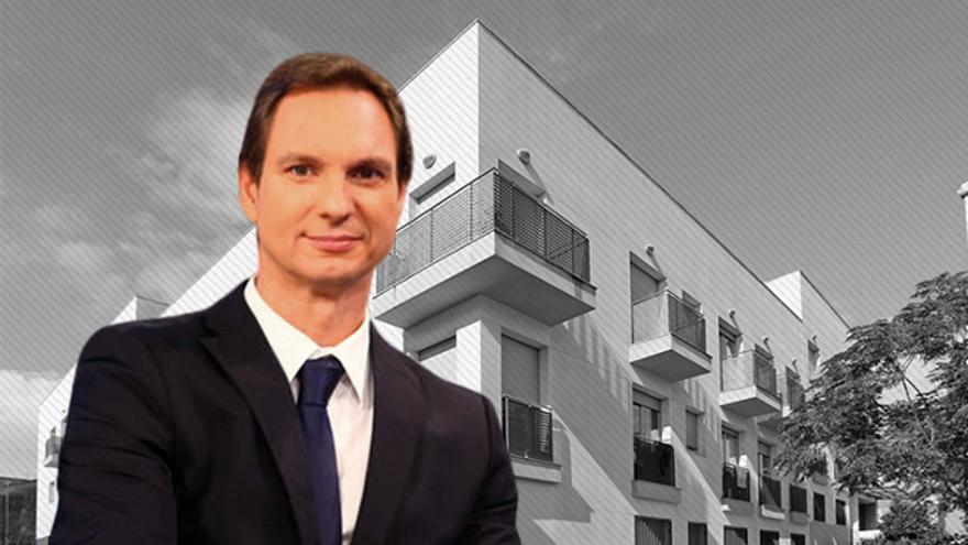 Javier Cárdenas rifó una casa valorada en 140.000 euros, aunque hoy en ese edificio una similar se vende por 80.000