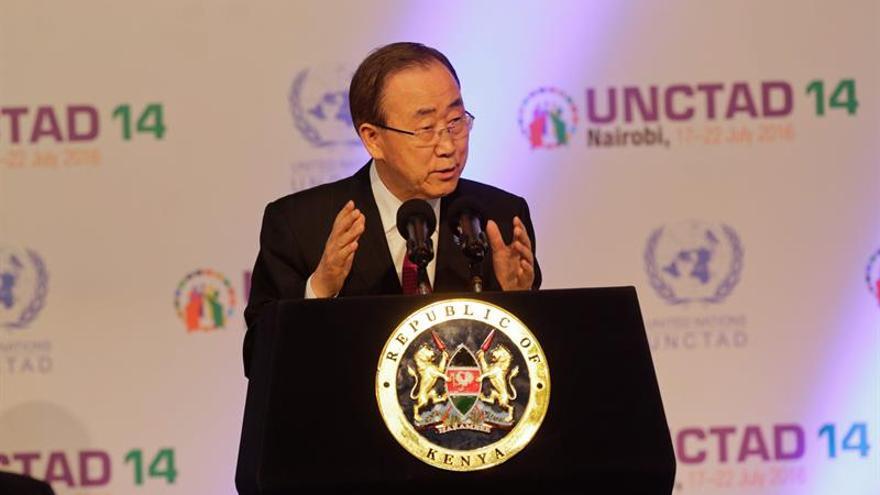 La ONU pide más recursos para responder al fenómeno de El Niño