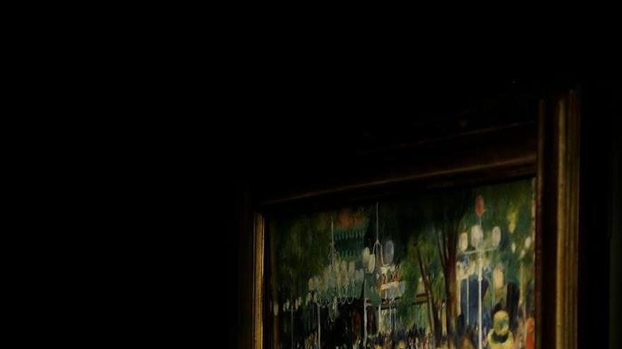 La Fundación Mapfre expone en Barcelona setenta obras del francés Renoir