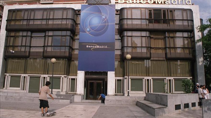 El Banco de España interviene el Banco de Madrid, propiedad del BPA