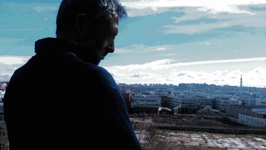La soledad es un factor de riesgo para la salud / M. Miret.