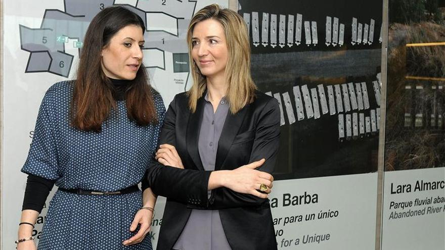 Eva González afirma que dimite por sentirse una directora virtual del Musac