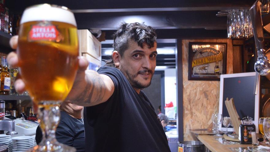 Museo de la cerveza en Pedrera, Sevilla.