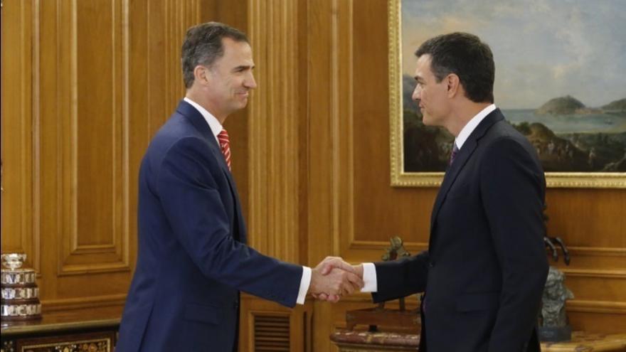 El Rey no llamó a los partidos tras fracasar la investidura de Sánchez hasta una semana antes de convocar elecciones