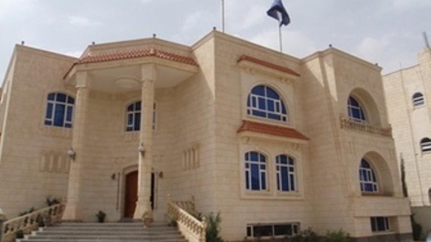 La Embajada de España en Yemen