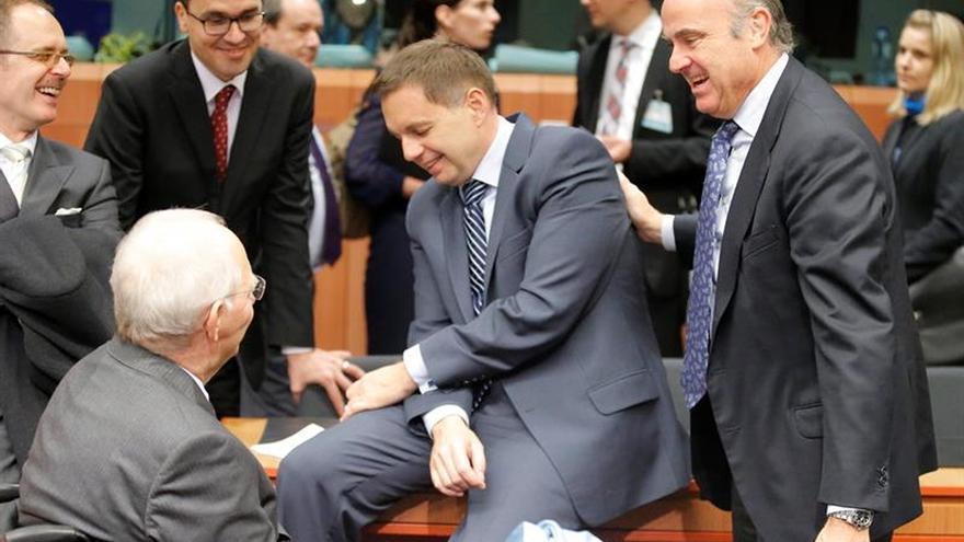 El Eurogrupo se reúne sin visos de acabar con el bloqueo del rescate griego