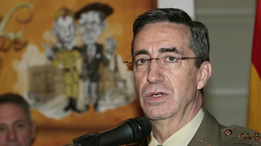 """Jefe del Ejército destaca la labor callada de los militares para """"sacar España adelante"""""""
